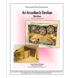 act accordianly envelope album cover