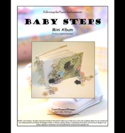 baby steps album cover
