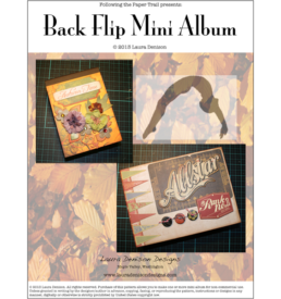 back flip mini album cover