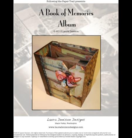 book of Memories cover