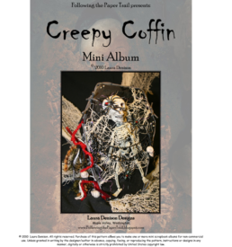 creey coffin mini album cover