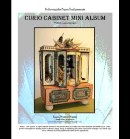curio cabinet cover