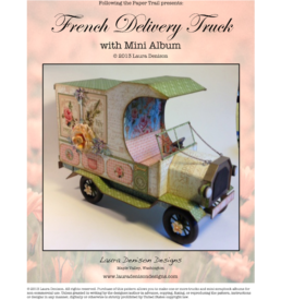 french delivery truck cover