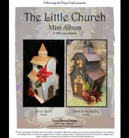 little church album pattern cover