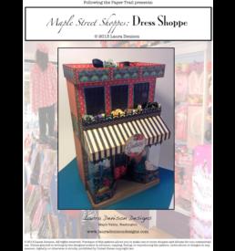 maple street dress shoppe pattern cover