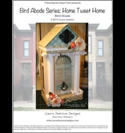 november bird abode cover
