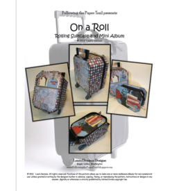 on a roll pattern cover