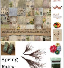 spring fairy kit