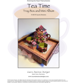 tea time pattern cover