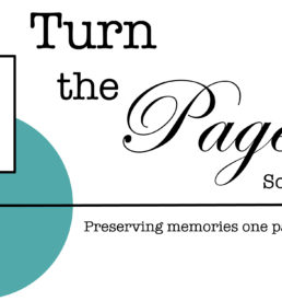 Turn the Page Source Book logo