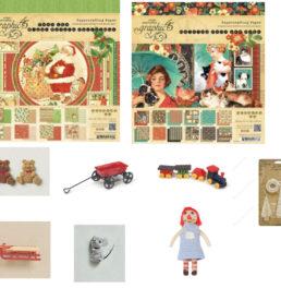 Santa workshop kit