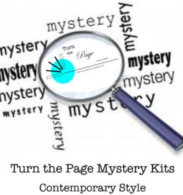 mystery logo contemp