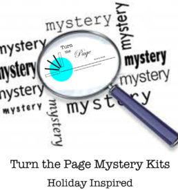 mystery logo holiday