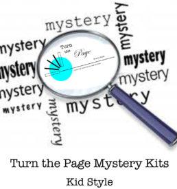 mystery logo kid style