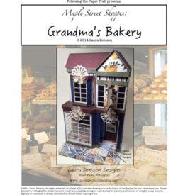 grandmas bakery pattern cover