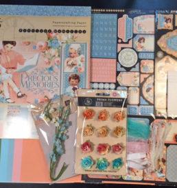 Precious Memories kit