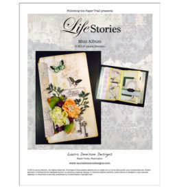 Life Stories pattern cover