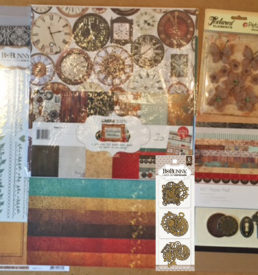 antique bazaar kit