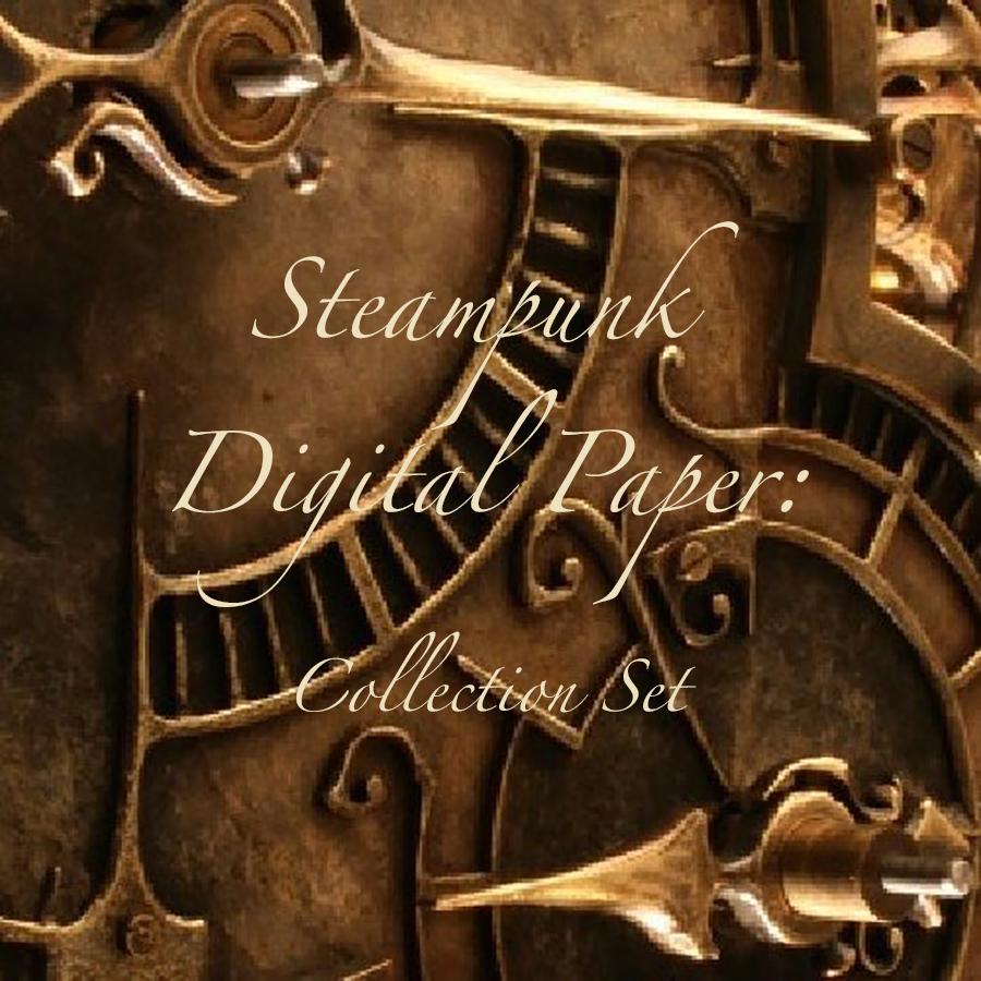 music design steampunk digital - photo #45